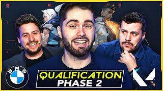 Qualification Phase 2 💻 | VALORANT TOURNAMENT