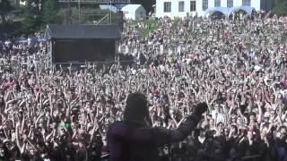 Raappana - Maasta Maahan LIVE SUMMER UP 2012