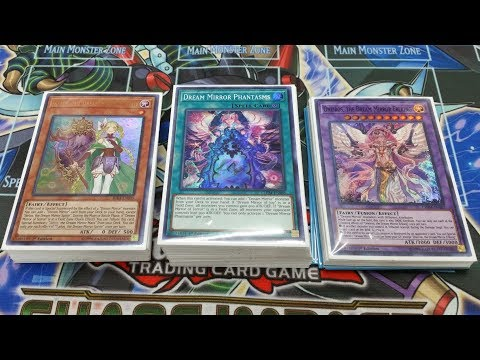 Dream Mirror Deck Profile Yugioh 2019 New Support Post Chaos Impact
