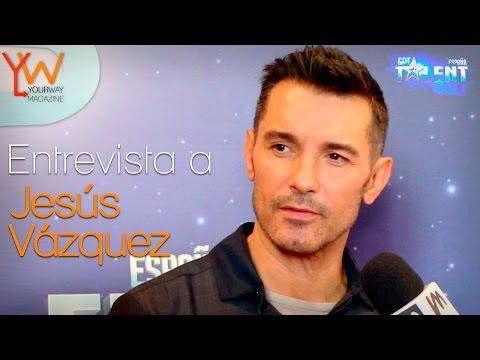 GOT TALENT ESPAÑA | Entrevista a Jesús Vázquez