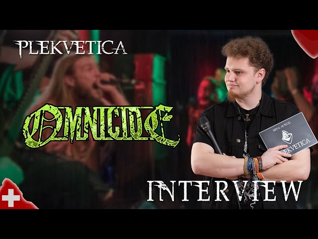 [Interview] Omnicide (2018) | Death Metal