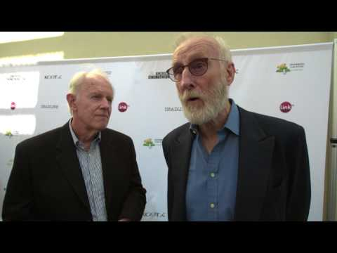 James Cromwell on Environmental Speech