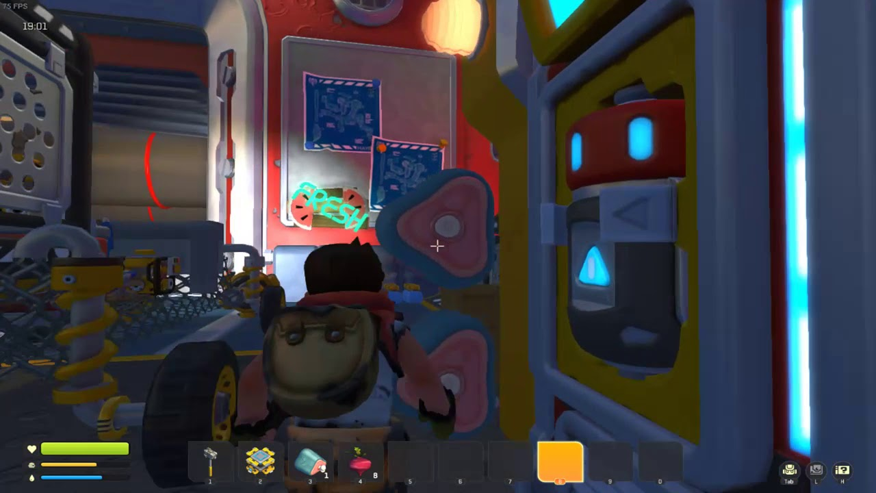 Scrap Mechanic Survival Mode - Cook Bot
