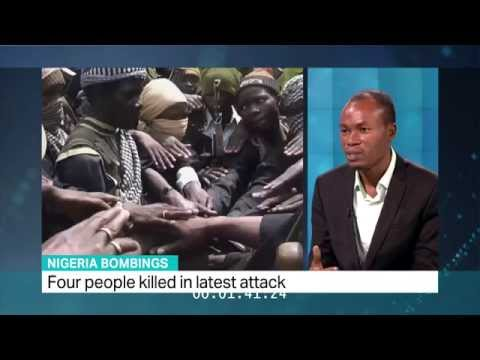 Boko Haram Maiduguri Attack 16/10/2015