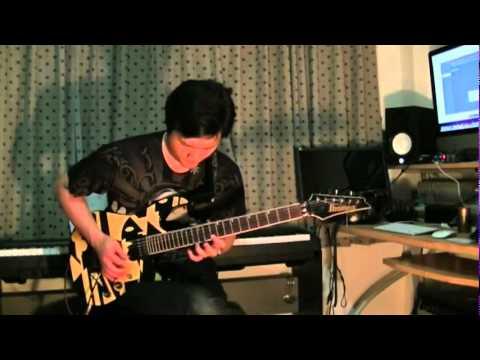 Puy Guitar & Nut Chordtabs & Whin Blazt - Jam in Dm