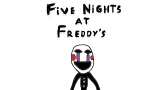 Five Nights at Freddy's w skrócie #14