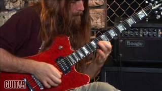 Mark Morton: Dominion #4 Guitar Lesson