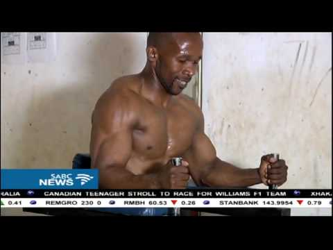 Two Port Alfred bodybuilders on the verge of representing SA in Belgium