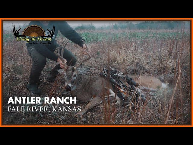 Antler Ranch   Fall River, KS