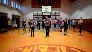 Grupo BIP - Salsa Rock Zumba Choreography