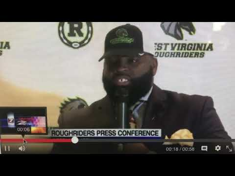 WTRF News Channel 7 Wraps Up the Roughriders Press Conference