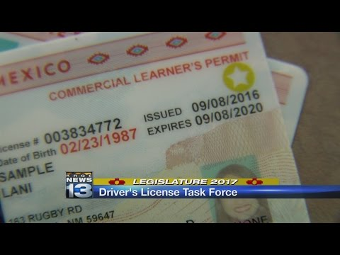New Mexico lawmaker hopes to ease confusion about Real ID licenses