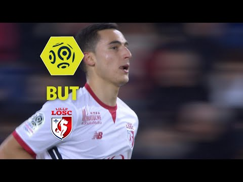 But Anwar EL GHAZI (86') / Paris Saint-Germain - LOSC (3-1)  / 2017-18
