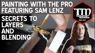 Secrets to Layers and Blending - Painting With the Pro