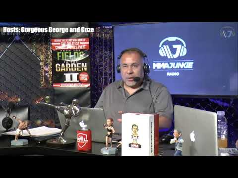Stream or download MMA Junkie Radio #2963