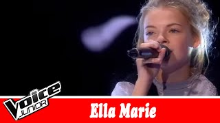 Ella Marie synger: Bjørk – 'It's oh so quiet' - Voice Junior / Kvartfinale