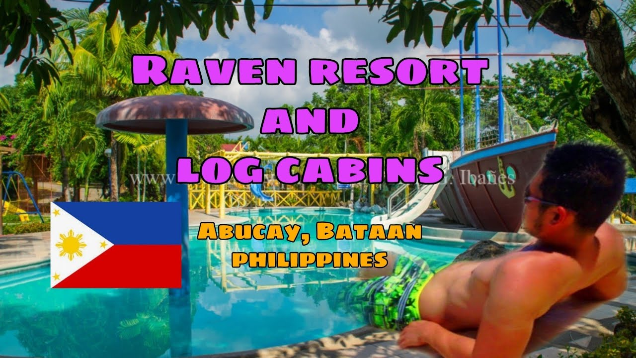 Family Outing.. Raven Resort and Log Cabin, Abucay, Bataan, Philippines