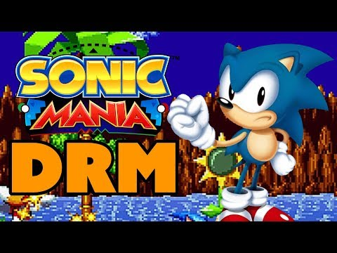 Sonic Mania Fans MAD About DRM - The Know Game News
