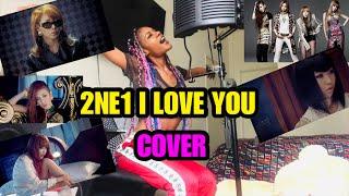 2NE1 I LOVE YOU COVER