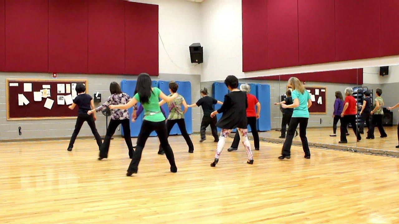 American Kids - Learn with Kristal Lynn - Borderline Dance