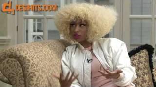 Nicki Minaj chooses Bollywood Actor to star in movie with!
