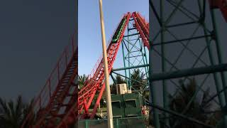 Roller Coaster in Jeddah,  Al Shellal Park