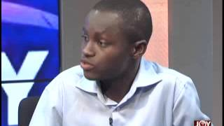 Mass Armed Robbery -  AM Show on Joy News (30-6-15)