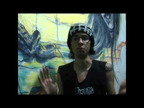 FanJapan 01 - MrYoukai falando sobre Youkais