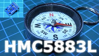HMC5883L Магнитометр