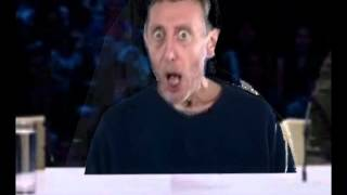 Youtube Poop- Micheal Rosen Becomes a Judge on Britains got Talent Video
