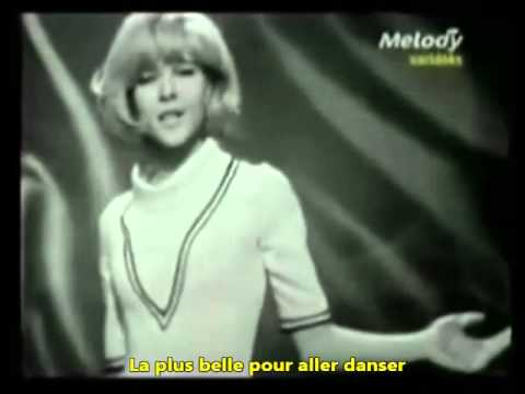 Learn French: Sylvie Vartan: La Plus Belle Pour Aller Danser Dual English/French Lyrics