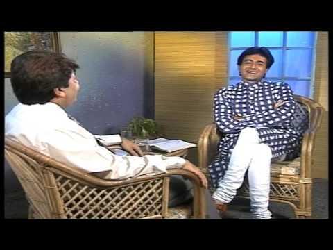 Rubaru: old interview Nitish Bharadwaj with Rajeev Shukla