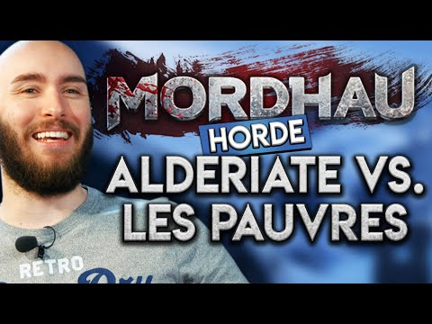 Vidéo d'Alderiate : [FR] ALDERIATE SOLO - MORDHAU GAMEPLAY FR - MODE HORDE
