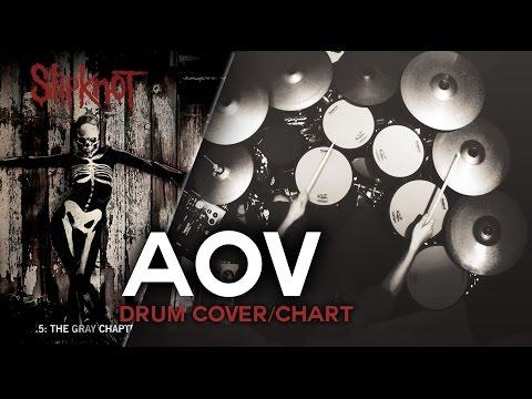 Slipknot - AOV [Drum Cover/Chart]