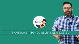3 awesome apps you never knew existed | Adsoup Roundup EP#6