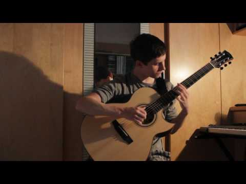 Antoine Dufour - Into Your Heart (cover)