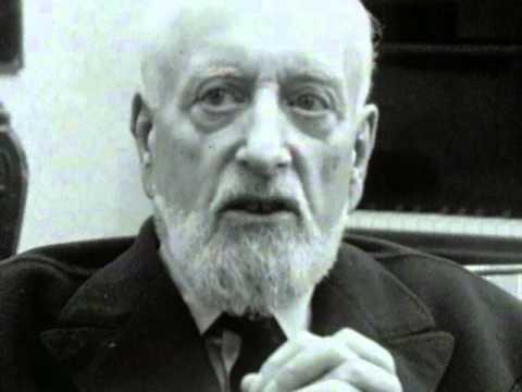 Ernest Ansermet -- A Portrait (VIDEO, 1963)