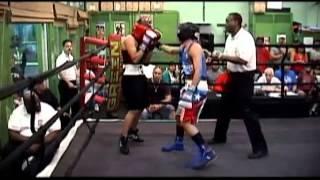 N.Y. JUNIOR OLYMPICS BOXING 5/26/12 ...HANS PEREZ vs KEVIN RODRIGUEZ