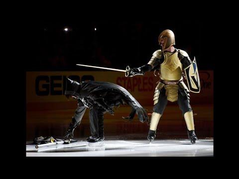 Las Vegas Golden Knights  vs Winnipeg Jets pre game show ! May 16,  2018 , *AMAZING*