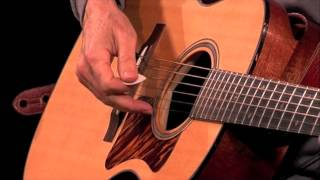 Solo Flatpicking Guitar taught by Rolly Brown