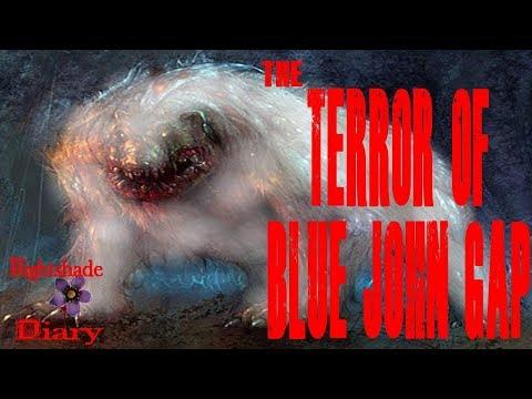 The Terror of Blue John Gap | Creature Horror Story | Nightshade Diary Podcast
