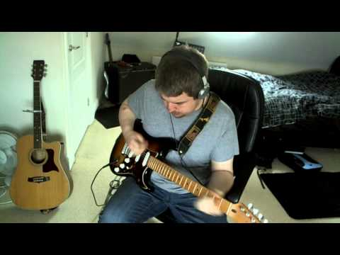 Eric Clapton - Sweet Home Chicago - Nick Hall - Blues Guitar.