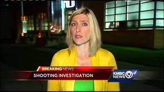 Woman, child shot inside trailer overnight