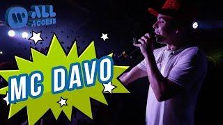 All Access: MC Davo @ Caradura CDMX