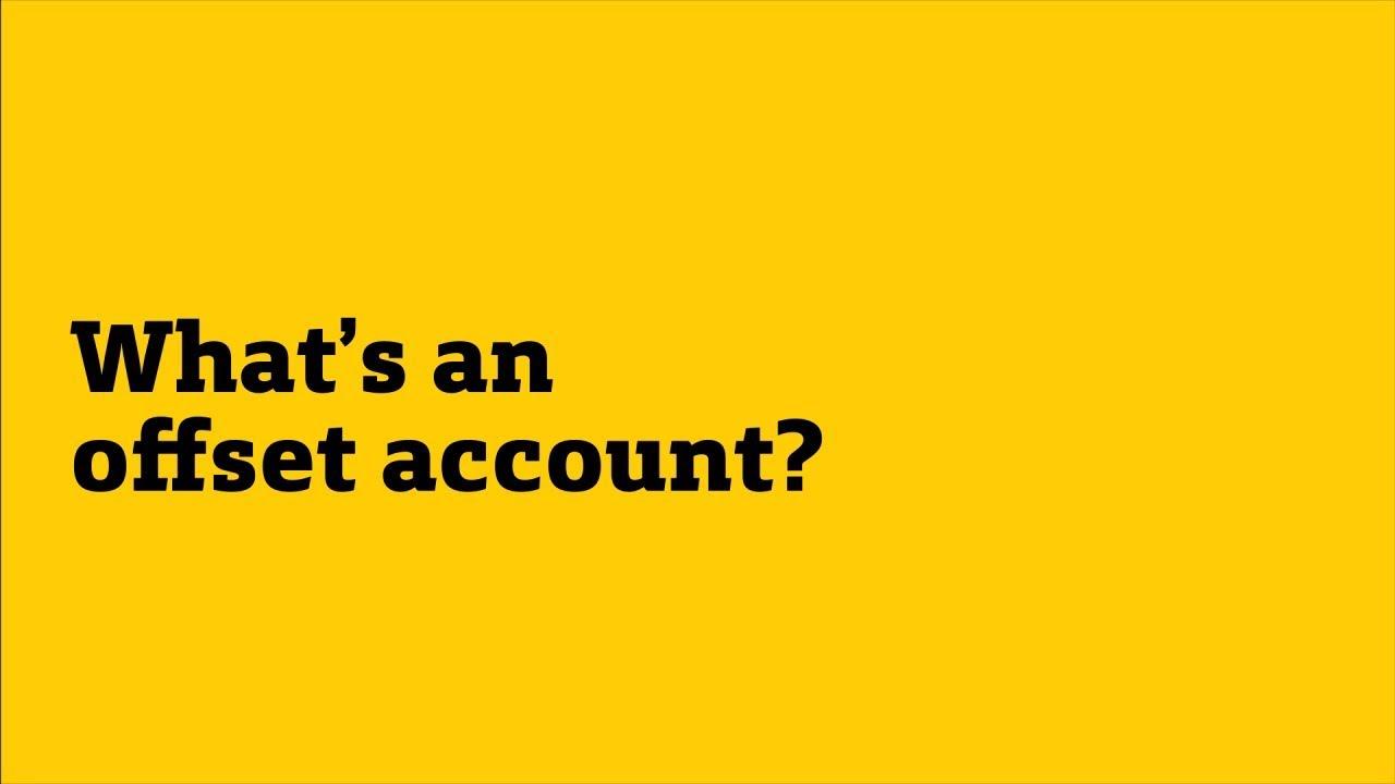 Interest offset account - CommBank
