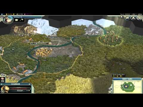 Changing History Ep. 1 (Sid Meiers Civilization V as the Iroquois)
