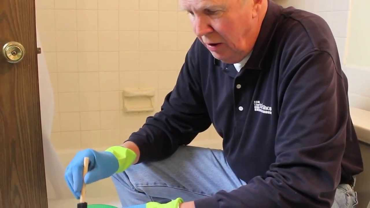 How to change your grout color on your floor tile learn today how to change your grout color on your floor tile learn today youtube dailygadgetfo Image collections