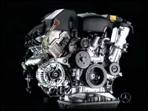 M112 engine v6 youtube for Mercedes benz 3 2 v6 engine