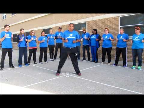 Playworks Wisconsin: A Tooty Ta Cheer