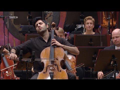 Schumann Cello Concerto op 129 | Kian Soltani | Christoph Eschenbach | SWR Symphonieorchester | HD